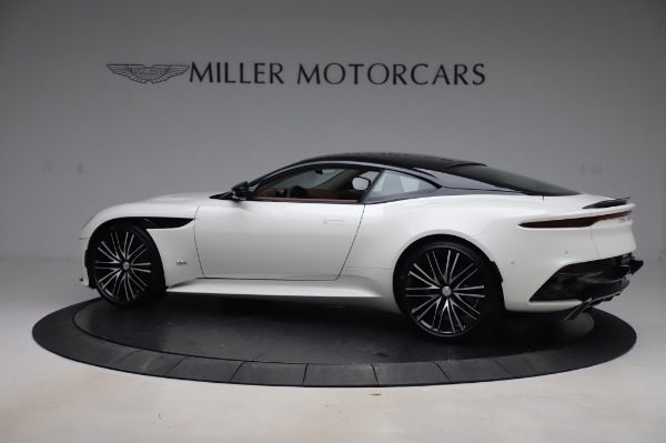 New 2020 Aston Martin DBS Superleggera Coupe for sale $337,686 at Rolls-Royce Motor Cars Greenwich in Greenwich CT 06830 5
