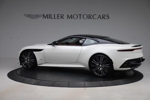 New 2020 Aston Martin DBS Superleggera for sale $337,686 at Rolls-Royce Motor Cars Greenwich in Greenwich CT 06830 5