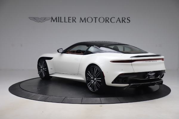 New 2020 Aston Martin DBS Superleggera Coupe for sale $337,686 at Rolls-Royce Motor Cars Greenwich in Greenwich CT 06830 6
