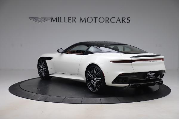 New 2020 Aston Martin DBS Superleggera for sale $337,686 at Rolls-Royce Motor Cars Greenwich in Greenwich CT 06830 6