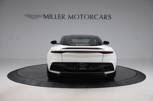 New 2020 Aston Martin DBS Superleggera for sale $337,686 at Rolls-Royce Motor Cars Greenwich in Greenwich CT 06830 7