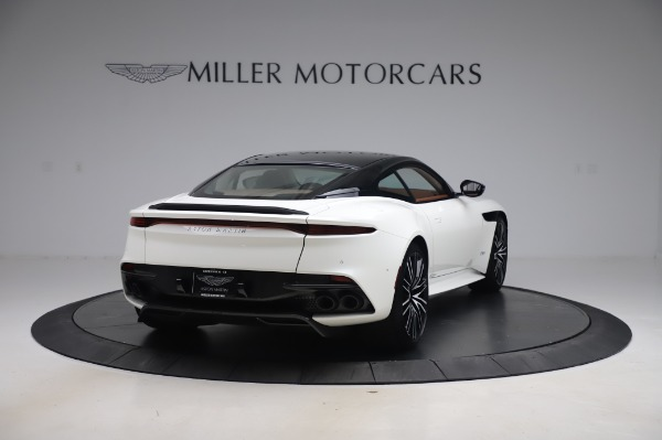 New 2020 Aston Martin DBS Superleggera Coupe for sale $337,686 at Rolls-Royce Motor Cars Greenwich in Greenwich CT 06830 8