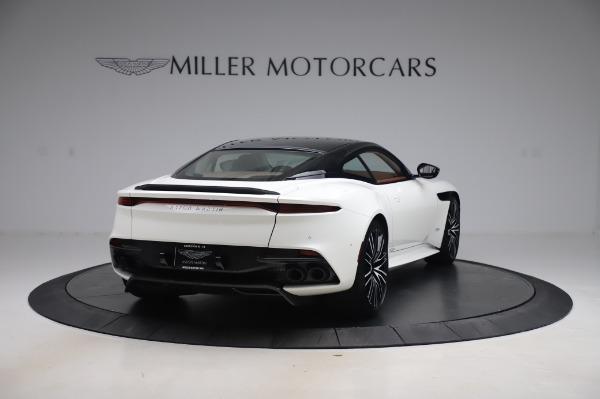 Used 2020 Aston Martin DBS Superleggera for sale $299,990 at Rolls-Royce Motor Cars Greenwich in Greenwich CT 06830 8