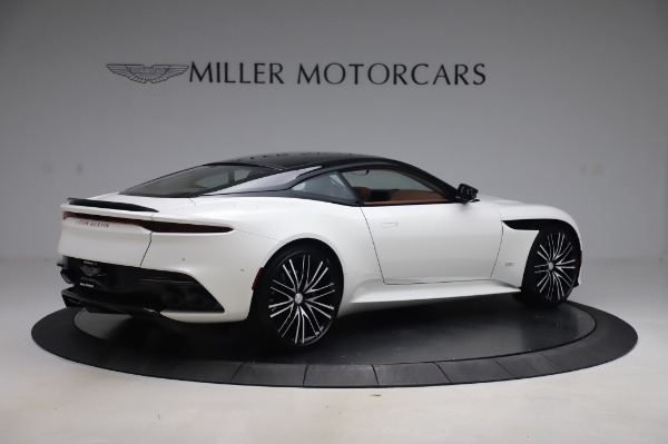 New 2020 Aston Martin DBS Superleggera Coupe for sale $337,686 at Rolls-Royce Motor Cars Greenwich in Greenwich CT 06830 9
