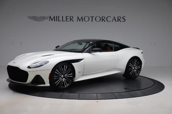 New 2020 Aston Martin DBS Superleggera for sale $337,686 at Rolls-Royce Motor Cars Greenwich in Greenwich CT 06830 1