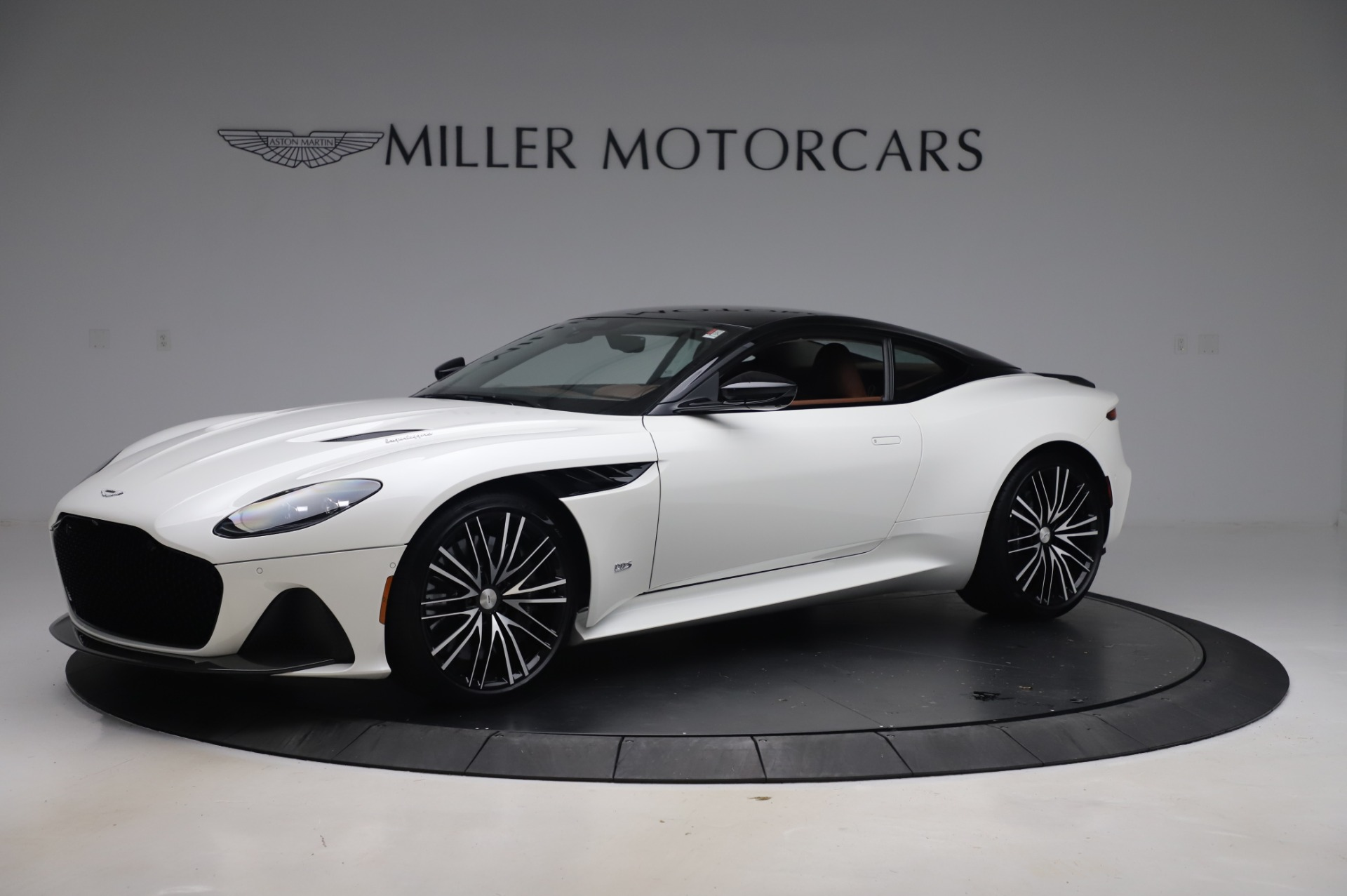 New 2020 Aston Martin DBS Superleggera Coupe for sale $337,686 at Rolls-Royce Motor Cars Greenwich in Greenwich CT 06830 1