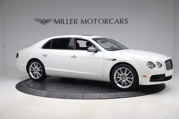Used 2018 Bentley Flying Spur V8 S for sale $157,900 at Rolls-Royce Motor Cars Greenwich in Greenwich CT 06830 10