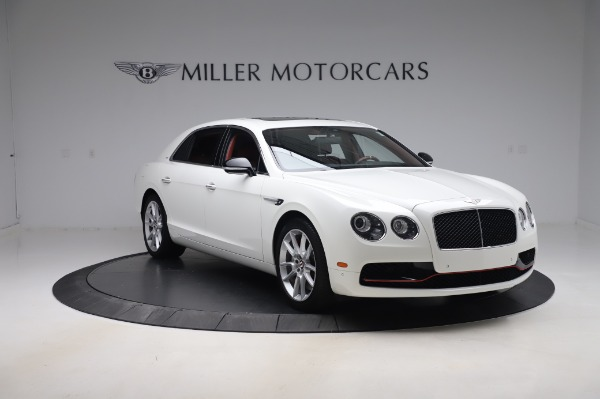 Used 2018 Bentley Flying Spur V8 S for sale $157,900 at Rolls-Royce Motor Cars Greenwich in Greenwich CT 06830 11