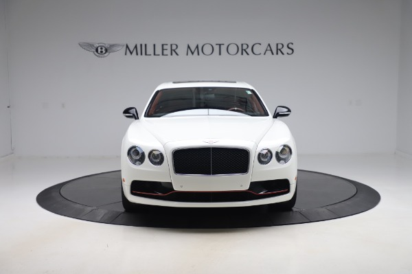 Used 2018 Bentley Flying Spur V8 S for sale $157,900 at Rolls-Royce Motor Cars Greenwich in Greenwich CT 06830 12