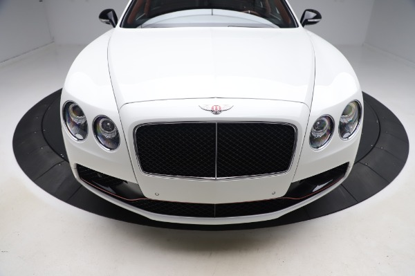Used 2018 Bentley Flying Spur V8 S for sale $157,900 at Rolls-Royce Motor Cars Greenwich in Greenwich CT 06830 13