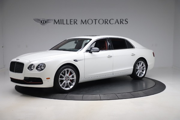 Used 2018 Bentley Flying Spur V8 S for sale $157,900 at Rolls-Royce Motor Cars Greenwich in Greenwich CT 06830 2