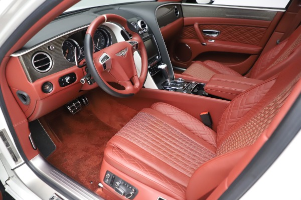 Used 2018 Bentley Flying Spur V8 S for sale $157,900 at Rolls-Royce Motor Cars Greenwich in Greenwich CT 06830 20