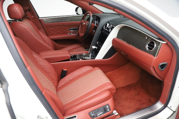 Used 2018 Bentley Flying Spur V8 S for sale $157,900 at Rolls-Royce Motor Cars Greenwich in Greenwich CT 06830 27