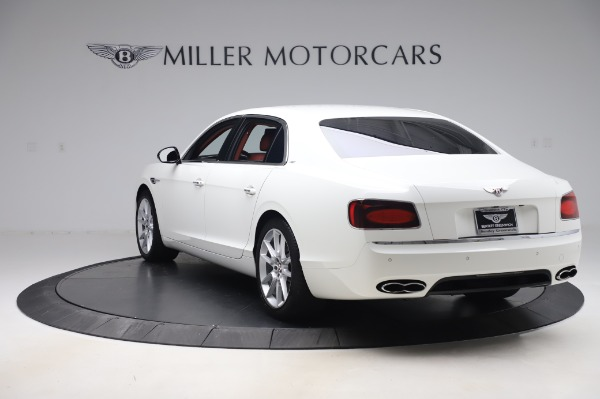 Used 2018 Bentley Flying Spur V8 S for sale $157,900 at Rolls-Royce Motor Cars Greenwich in Greenwich CT 06830 5