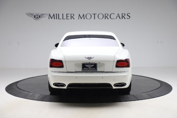Used 2018 Bentley Flying Spur V8 S for sale $157,900 at Rolls-Royce Motor Cars Greenwich in Greenwich CT 06830 6