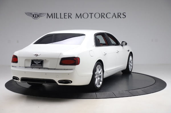 Used 2018 Bentley Flying Spur V8 S for sale $157,900 at Rolls-Royce Motor Cars Greenwich in Greenwich CT 06830 7