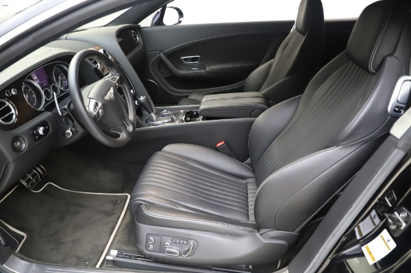 Used 2016 Bentley Continental GT W12 for sale $124,900 at Rolls-Royce Motor Cars Greenwich in Greenwich CT 06830 19