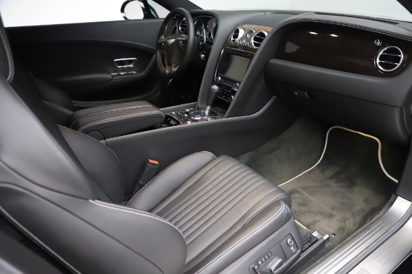 Used 2016 Bentley Continental GT W12 for sale $124,900 at Rolls-Royce Motor Cars Greenwich in Greenwich CT 06830 22