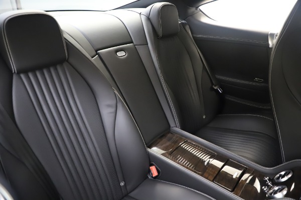 Used 2016 Bentley Continental GT W12 for sale $124,900 at Rolls-Royce Motor Cars Greenwich in Greenwich CT 06830 25