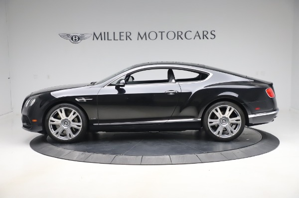 Used 2016 Bentley Continental GT W12 for sale $124,900 at Rolls-Royce Motor Cars Greenwich in Greenwich CT 06830 3