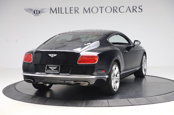 Used 2016 Bentley Continental GT W12 for sale $124,900 at Rolls-Royce Motor Cars Greenwich in Greenwich CT 06830 7