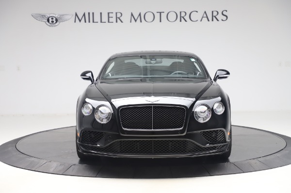 Used 2017 Bentley Continental GT V8 S for sale $164,900 at Rolls-Royce Motor Cars Greenwich in Greenwich CT 06830 11