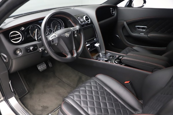 Used 2017 Bentley Continental GT V8 S for sale $164,900 at Rolls-Royce Motor Cars Greenwich in Greenwich CT 06830 15