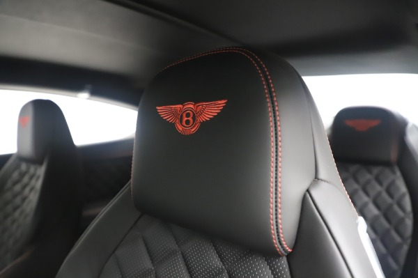 Used 2017 Bentley Continental GT V8 S for sale $164,900 at Rolls-Royce Motor Cars Greenwich in Greenwich CT 06830 18