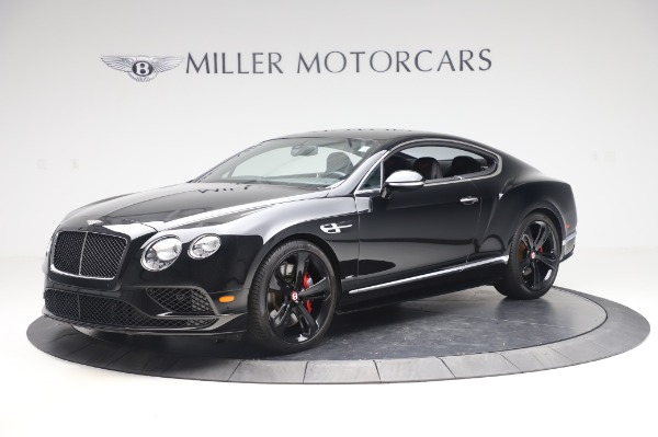 Used 2017 Bentley Continental GT V8 S for sale $133,900 at Rolls-Royce Motor Cars Greenwich in Greenwich CT 06830 2