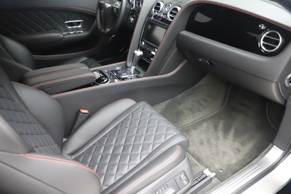 Used 2017 Bentley Continental GT V8 S for sale $133,900 at Rolls-Royce Motor Cars Greenwich in Greenwich CT 06830 20