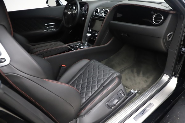 Used 2017 Bentley Continental GT V8 S for sale $133,900 at Rolls-Royce Motor Cars Greenwich in Greenwich CT 06830 21