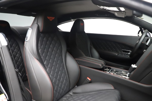 Used 2017 Bentley Continental GT V8 S for sale $133,900 at Rolls-Royce Motor Cars Greenwich in Greenwich CT 06830 22