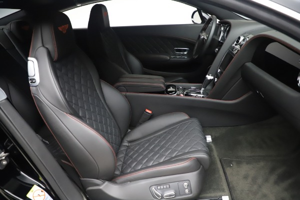 Used 2017 Bentley Continental GT V8 S for sale $133,900 at Rolls-Royce Motor Cars Greenwich in Greenwich CT 06830 23