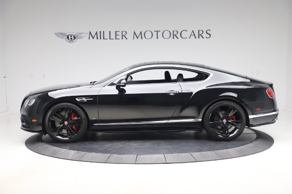 Used 2017 Bentley Continental GT V8 S for sale $133,900 at Rolls-Royce Motor Cars Greenwich in Greenwich CT 06830 3