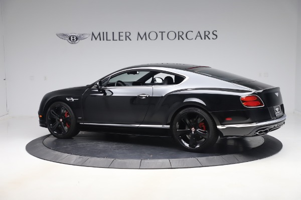 Used 2017 Bentley Continental GT V8 S for sale $133,900 at Rolls-Royce Motor Cars Greenwich in Greenwich CT 06830 4