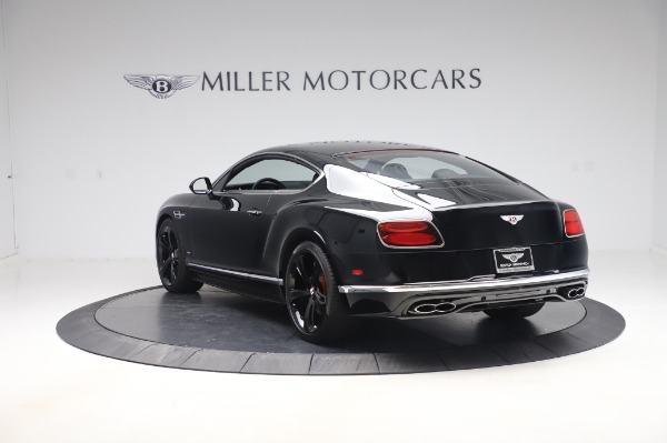 Used 2017 Bentley Continental GT V8 S for sale $164,900 at Rolls-Royce Motor Cars Greenwich in Greenwich CT 06830 5