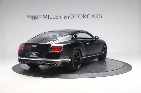 Used 2017 Bentley Continental GT V8 S for sale $133,900 at Rolls-Royce Motor Cars Greenwich in Greenwich CT 06830 6