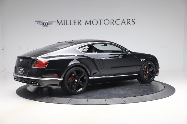 Used 2017 Bentley Continental GT V8 S for sale $133,900 at Rolls-Royce Motor Cars Greenwich in Greenwich CT 06830 7
