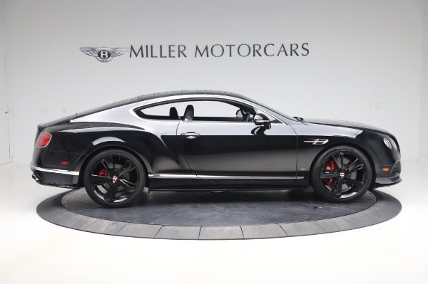 Used 2017 Bentley Continental GT V8 S for sale $133,900 at Rolls-Royce Motor Cars Greenwich in Greenwich CT 06830 8