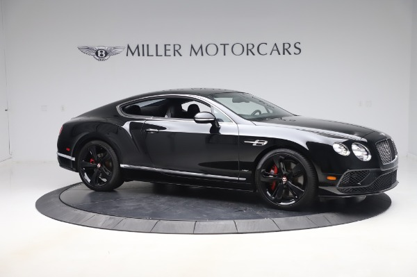 Used 2017 Bentley Continental GT V8 S for sale $133,900 at Rolls-Royce Motor Cars Greenwich in Greenwich CT 06830 9