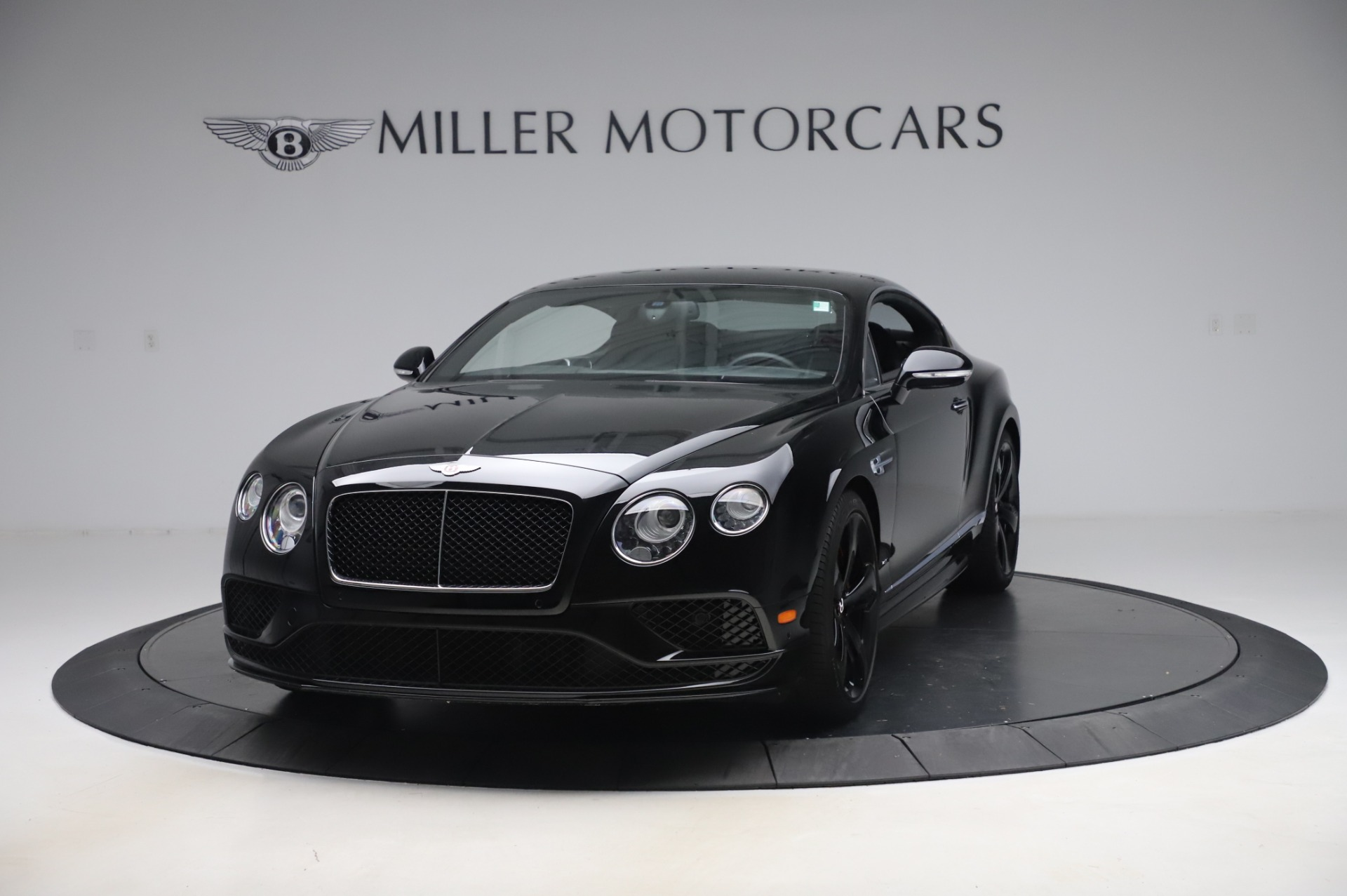 Used 2017 Bentley Continental GT V8 S for sale $133,900 at Rolls-Royce Motor Cars Greenwich in Greenwich CT 06830 1