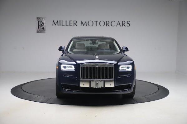 Used 2016 Rolls-Royce Ghost for sale $173,900 at Rolls-Royce Motor Cars Greenwich in Greenwich CT 06830 10