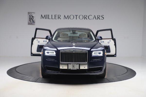 Used 2016 Rolls-Royce Ghost for sale $173,900 at Rolls-Royce Motor Cars Greenwich in Greenwich CT 06830 11