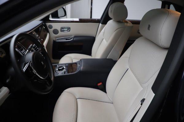 Used 2016 Rolls-Royce Ghost for sale $173,900 at Rolls-Royce Motor Cars Greenwich in Greenwich CT 06830 12