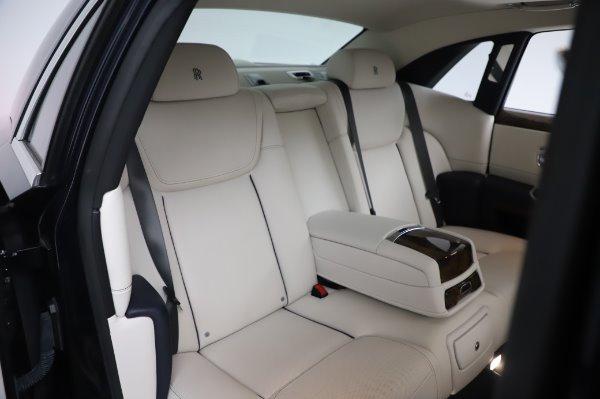Used 2016 Rolls-Royce Ghost for sale $173,900 at Rolls-Royce Motor Cars Greenwich in Greenwich CT 06830 15