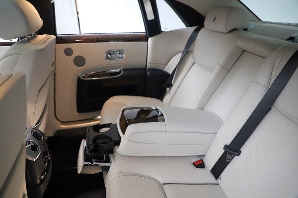 Used 2016 Rolls-Royce Ghost for sale $173,900 at Rolls-Royce Motor Cars Greenwich in Greenwich CT 06830 18