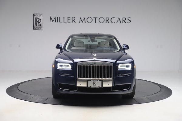 Used 2016 Rolls-Royce Ghost for sale $173,900 at Rolls-Royce Motor Cars Greenwich in Greenwich CT 06830 2