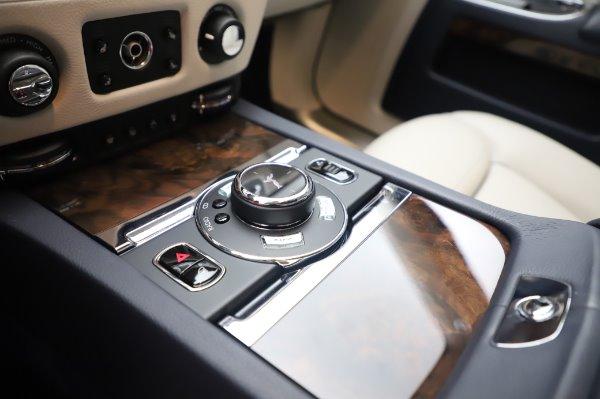 Used 2016 Rolls-Royce Ghost for sale $173,900 at Rolls-Royce Motor Cars Greenwich in Greenwich CT 06830 20