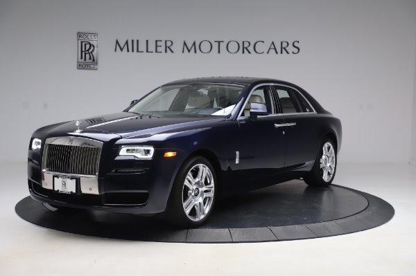 Used 2016 Rolls-Royce Ghost for sale $173,900 at Rolls-Royce Motor Cars Greenwich in Greenwich CT 06830 3