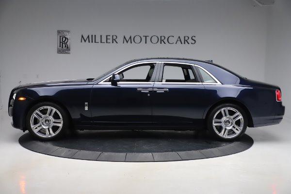 Used 2016 Rolls-Royce Ghost for sale $173,900 at Rolls-Royce Motor Cars Greenwich in Greenwich CT 06830 4